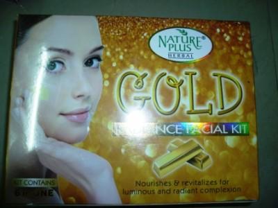 Nature Gold Facial Kit
