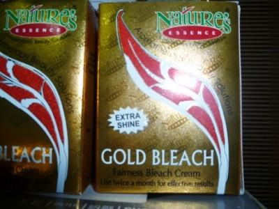 Nature's Gold Bleach