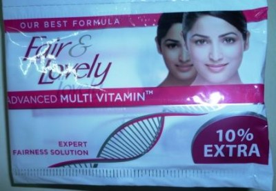 Fair & Lovely Pouch